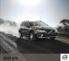 2011 Volvo XC70 sales brochure catalog 11 US T6 3.2 AWD - $9.00