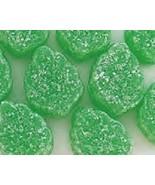 Green Spearmint Leaves Candy 5LB Bag (Bulk) - $16.99