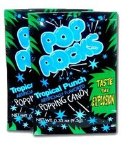 Pop Rocks Tropical Punch Candy, 0.33 Ounce -- 36 per case. - $32.50