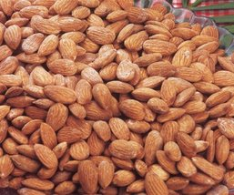 Roasted Salted Almonds 5 Lb Bag - $34.29