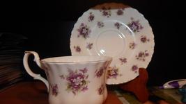 Royal Albert Bone china England Sweet Violets  Free Shipping #11 - $32.99