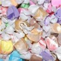 Taffy Town Candy, Assorted Salt Water Taffy, 20 pound - $82.80