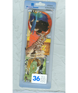 Paper House Productions 36 High Quality Zoo Stickers Christmas Stocking ... - $5.59