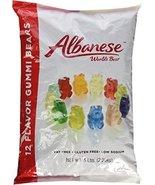 Albanese Candy, 12 Flavor Gummi Bears, 5 Pound Bag - $11.99
