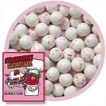 Strawberry Shortcake Gumballs, 5LBS - $17.28