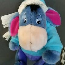 Disney Store Eeyore in Snowman Sweater Plush  - $28.49