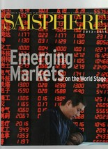 Siasphere 2013 - 2014 Emerging Markets on the World Stage, Wall Falls Wo... - $1.35