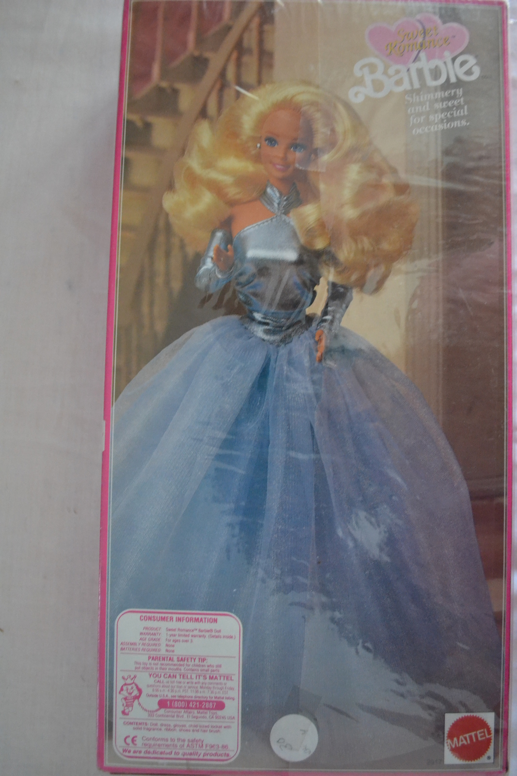 Brand New Toys : Sweet romance toys quot r us limited edition barbie
