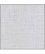32ct Silver Moon Belfast linen 18x27 cross stitch fabric Zweigart - $15.75