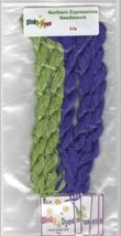 SILK FLOSS PACK for Iris cross stitch chart Northern Expressions - $18.00