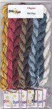 Silk Floss Pack Ski Day Cross Stitch Filigram Dinky Dyes - $28.80