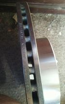 Disc Brake Rotor-Evolution Coated Rotor Rear POWER STOP JBR134XL image 3