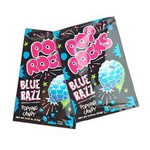 POP ROCKS Popping Candy, Blue Raspberry, 24 Count - $18.30