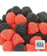 Haribo Gummi Raspberries (1 LB) - $7.01