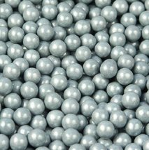 Silver Sixlets Candy Coated Chocolate Balls - $43.39