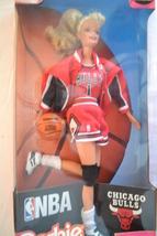 NBA Chicago Bulls Barbie - 1998, Mattel# 20692 - Brand New - $19.99