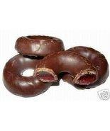 Chocolate Raspberry Rings, 10LBS - $72.57