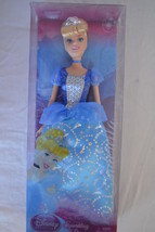 Sparkling Cindrella Princess - 2009, Mattel# R4... - $19.99