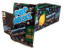 Pop Rocks Tropical Candy 18 Packs - $14.56