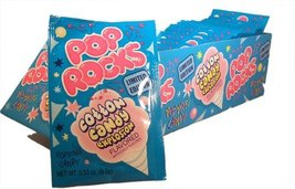 Pop Rocks Popping Candy Cotton Candy (Pack of 18) - $14.80