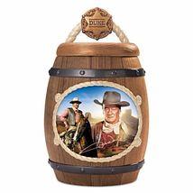 "#120849001 John Wayne ""One Tough Cookie"" Cookie Jar With Images of Duke - $111.58"