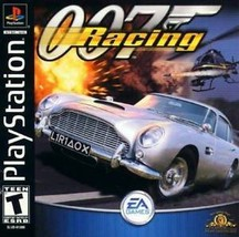 007 Racing PS1 Great Condition Complete Fast Shipping - $4.44