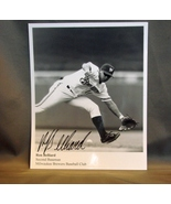 Ron Belliard Milwaukee Brewers, Autographed Photo 8 x10 BW - $5.99
