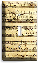 SHEET MUSIC VINTAGE MUSICAL NOTE SINGLE LIGHT S... - $7.99