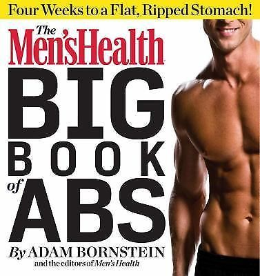 THE Getting ABS : Four Weeks to a Flat, Ripped Stomach! by Men's Health Book...