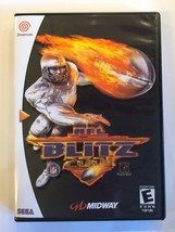 NFL Blitz 2001 - Sega Dreamcast - Replacement Case - No Game - $7.91