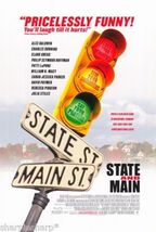 2000 STATE AND MAIN David Mamet William H. Macy Movie Promotional Poster... - $7.99