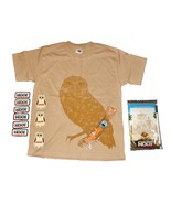 2006 HOOT Movie T-SHIRT Childs Youth MED Watch Magnets  Patches Dry Eras... - $14.99