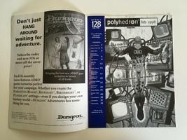 Polyhedron Newszine Issue 128 RPGA Advanced Dungeons & Dragons  - $75.00