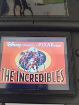 Nintendo Game Boy Advance GBA Disney*Pixar The Incredibles image 1