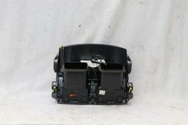 09-11 Toyota Corolla OEM Black Center Dash Top Trim Bezel Air Vents W/ Clock image 6