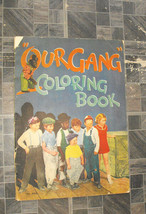 Little Rascals Coloring Book Approximately 11x15 inches. G, has some col... - $16.99