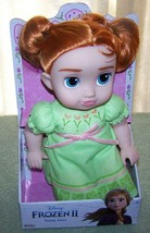 """Disney FROZEN 2 YOUNG ANNA 11"""" Doll New - $20.88"""