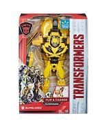 Transformers: Autobots Unite Flip & Change Bumblebee The Last Knight Wel... - $26.73