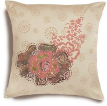 Dimensions Needlecrafts Handmade Embroidery, Rose Patch Pillow - $12.86