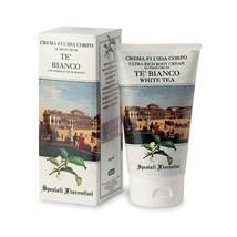 Speziali Fiorentini Ultra Rich Body Cream White Tea 150ml 5 fl oz - $31.50
