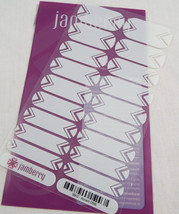 Jamberry Ascent 0916 18A3  Heat Activated Nail Wrap Full Sheet - $15.14