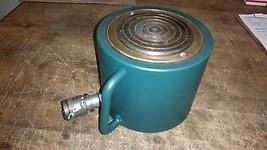 """DUFF NORTON RAM-PAC 100 Ton Hydraulic Cylinder 2"""" Stroke similar ENERPAC... - $573.21"""