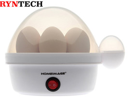 HOMEIMAGE Electric 7 Egg Boiler/Cooker With Stainless Steel Tray and Body - €17,86 EUR