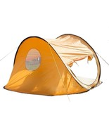 Beach Tent Foldable Bounce Tent Sunbath Fishing Tent Outdoor - $65.33