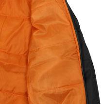 Men's Premium Multi Pocket Water Resistant Padded Zip Up Flight Bomber Jacket image 8