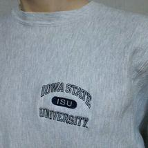 VTG Iowa State Cyclones Champion Reverse Weave Sweatshirt University Game 90s XL image 5
