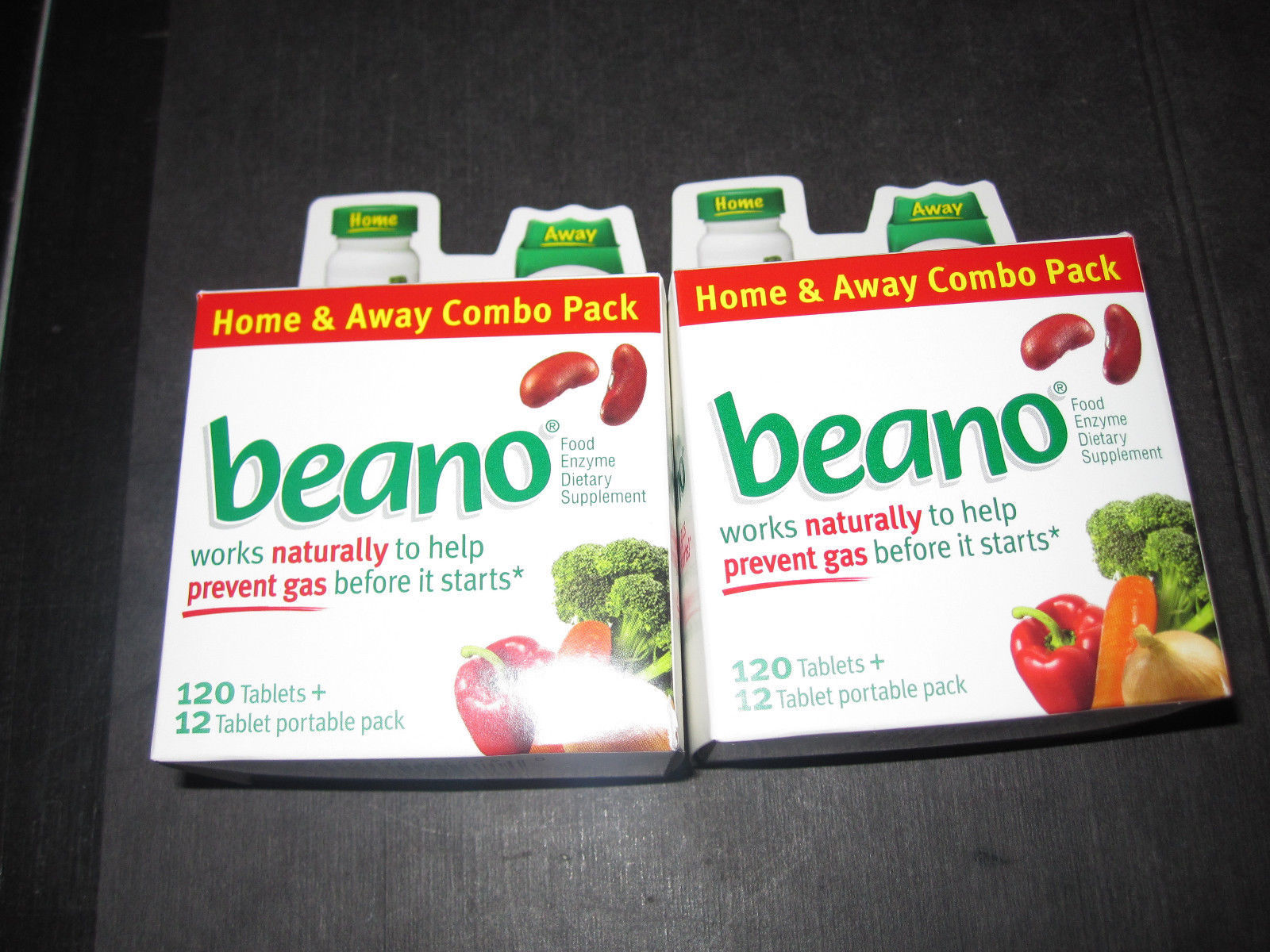 Beano 2-150 Tablet Helps Prevent Gas Before it Starts