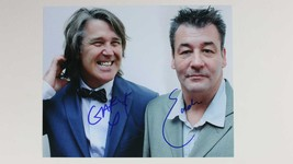 "Gary Daly & Eddie Lundon Signed Autographed ""China Crisis"" Glossy 8x10 P... - $29.99"