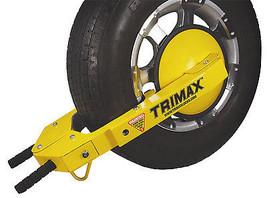 Trimax TWL100 Ultra-Max Adjustable Anti-Theft Wheel Lock Wheel Boot Secu... - $240.07