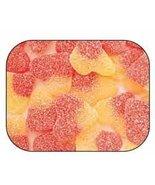 Gummy Peachy Hearts, 2LBS - $16.73